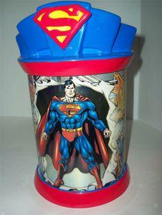 DC Justice League Superman ceinture /& Blast Pack