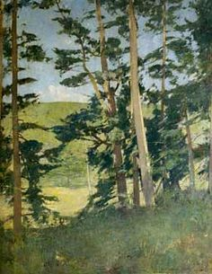 Emil Carlsen Landscapes