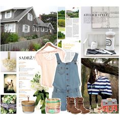 Spring Style: Overalls