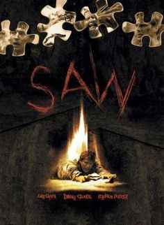 Saw (2004) movie #poster, #tshirt, #mousepad, #movieposters2