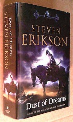 Steven Erikson, Literature, Novels, Dreams, Fantasy, Awesome, Books, Art, Literatura