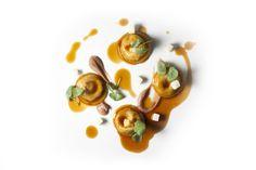 Art-Of-Plating-Acquerello-Ravioli-of-rabbit-ragù-compressed-apple-and-buckwheat