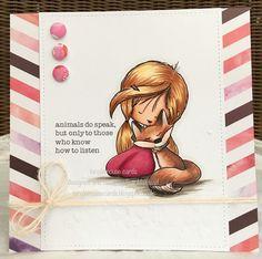 tanglemouse cards: Tiddly Inks