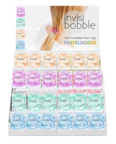 INVISI BOBBLES in all range of colours £3.95 (3 hair rings per pack)  Francesco Group Newport 01952 825821