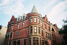 The Royal Tenenbaums house in Harlem