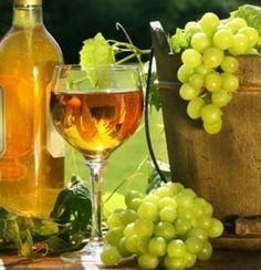 Grandes vinos blancos italianos