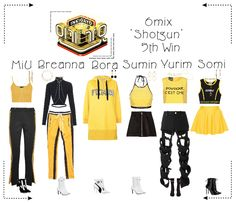 fifth win for 'Latata'. A fashion look for Inkigayo from May 2019 by During 'Latata' Promotions. Discover outfit ideas for made with the shoplook outfit maker. How to wear ideas for Knife Stiletto Boots Gr. Little Mix Outfits, Cute Comfy Outfits, Classy Outfits, Stylish Outfits, Kpop Fashion Outfits, Stage Outfits, Dance Outfits, Korea Dress, Riverdale Fashion