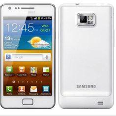 Samsung GALAXY SII I9100- Samsung Exynos 4210 Dual Core 1G RAM 16GB ROM 4.3inch IPS Screen OTG Android Phone.