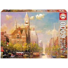 NEW YORK AFTERNOON 6000 PIEZAS Dimensiones: 156 x 107 cm. Su referencia es: 16783. Sale a 37,95€