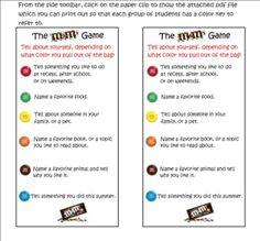 The M Game - Downeast Teach - TeachersPayTeachers.com