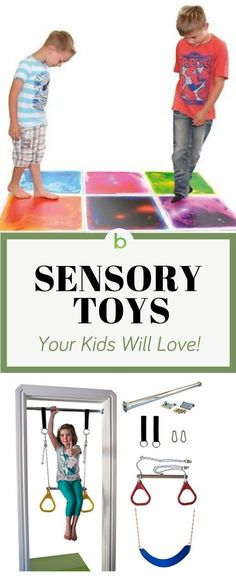 Sensory toys are incredible learning and development tools for all kids! They particularly help children with SPDs organize input coming from their environment. Check out the top sensory balls and sensory toys for toddlers. Sensory Toys For Autism, Sensory Activities, Craft Activities For Kids, Infant Activities, Sensory Motor, Sensory Diet, Motor Activities, Activity Ideas, Sensory Play