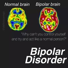 """"""" """"Just because you don't see it, don't mean it don't exist"""" """" That statement can apply to more than just brain/mental disorders. Bipolar Depression Disorder, Bipolar Disorder Quotes, Bipolar Quotes, Living With Bipolar Disorder, Panic Disorder, Anxiety Disorder, Bipolar Symptoms, Bipolar Type 1, Mental Health"""