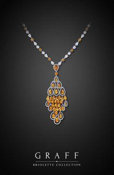 Graff Diamonds: Briolette Necklace