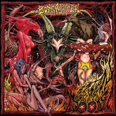 Bongripper - Satan Worshipping Doom