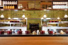 Sway's Kitchen Buffet at Hyatt Regency Atlanta