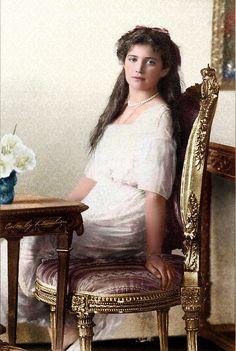 Grand Duchess Maria Nikolaevna