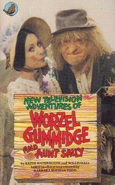 Worzel Gummidge-WONDERFUL little episodes to watch. I wish I could watch some now
