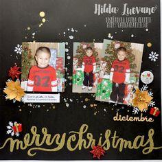Hilda Designs: Blog Hop en LC: Navidad en Julio