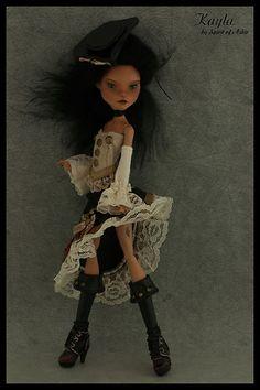 Kayla OOAK Monster High Custom Cleo Repaint Outfit by `Spirit of Askir´ | eBay
