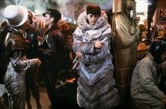 Sean Young in BLADE RUNNER. Most influential science fiction films in it's style and setting.