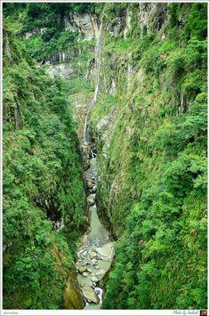 Nantou #Taiwan 南投 坪瀨峽谷