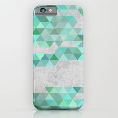 Check out society6curated.com for more! I am a part of the society6 curators program and each purchase through these links will help out myself and other artists. Thanks for looking! @society6 #phone #case #phonecase #accessory #accessories #fashion #style #buy #shop #sale #cool #sweet #rad #awesome #fun #abstract #abstraction #abstractart #buyart #artforsale #blue #green #grey #gray #geometric #geometricart #triangles