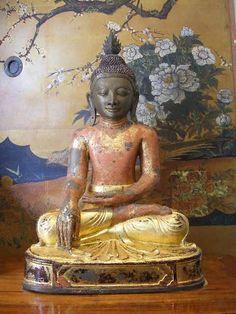 AVA 3-Seasons Bronze Buddha, 18th Century:
