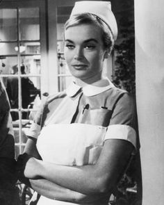 Shirley Eaton. Carry On Nurse. 1959