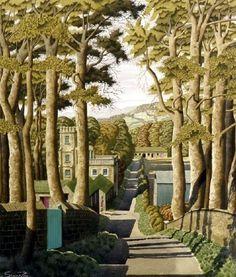 """The Autumn Visitor"" ~ by Simon Palmer, British Artist born 1956 . Contemporary Landscape, Landscape Art, Landscape Paintings, Pierre Auguste Renoir, Pieter Brueghel El Viejo, Imagen Natural, Sculpture, Painting & Drawing, Art Gallery"