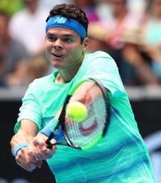 Blog Esportivo do Suíço: Raonic vence bem, Goffin precisa de cinco sets na estreia do Aberto da Austrália