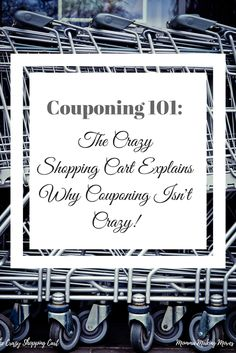 Do you find couponing confusing, or even frightening? Read this guest post from The Crazy Shopping Cart to clarify how to save money couponing.
