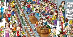 www.findthecutes.com. Find the Cutes. A book/tablet game that will be published in 2014. This is part of one of the pages. Still working on it. #Children #Illustration #Illustrator #Images #Books #Book #Tablet #Game #Kids #Carissa #Chaz #Cade #Cammy #Cindy #Cutes #Cute