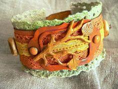 die amelie - Gałązkowa bransoletka / Branch bracelet
