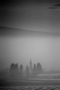 misty lonely