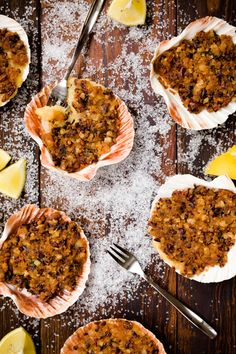 Cupcakes on the Half Shell - Great for April Fool's Day - from Cupcake Project