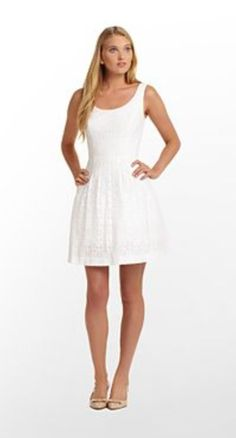 Lily Pulitzer - Graduation Dress! Perfect for CofC