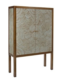 Achates Cabinet from John Richard Furniture: Up to 70% Off on Gilt