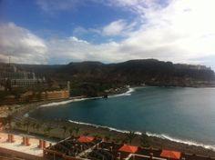 Playa Del Cura en Mogán, Canarias
