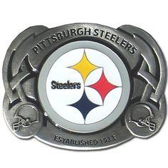 Pittsburgh Steelers Team Belt Buckle
