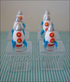 Nanda Lorens - Caixinhas Foguete