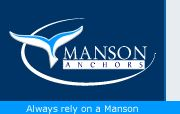 Classic Collection - Manson Plough anchor (CQR type) for pleasure boats