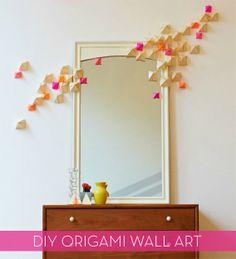 origami dollar flower instructions