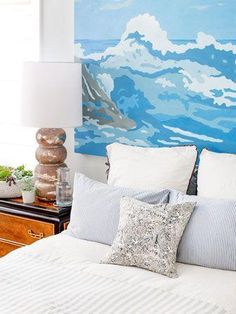 Brighten up your whole room with this so-simple DIY