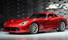 The New 2014 Dodge Viper Car Wallpaper