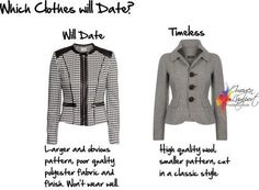 Which clothes will date fabric