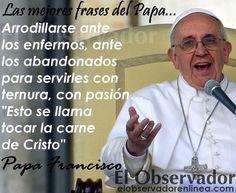 """""""La carne de Cristo""""."""