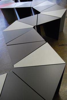 Galeria - Mesa Octavo / IMAKE Studio - 9