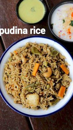 Rice Recipes For Lunch, Veg Recipes, Spicy Recipes, Kitchen Recipes, Cooking Recipes, Puri Recipes, Pakora Recipes, Snacks Recipes, Recipies