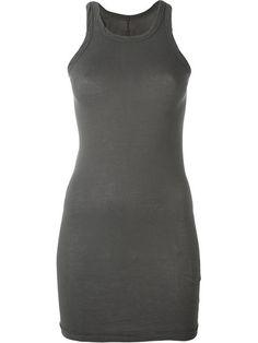 RICK OWENS DRKSHDW Long Tank Top. #rickowensdrkshdw #cloth #top
