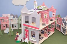 Lille Huset Shop - Dollhouses